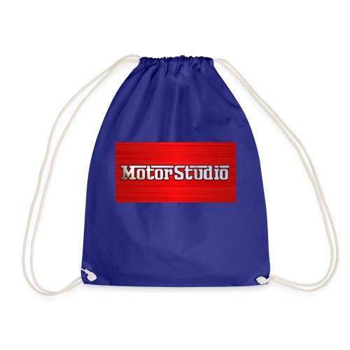 Motor Studio Design 1 - Drawstring Bag