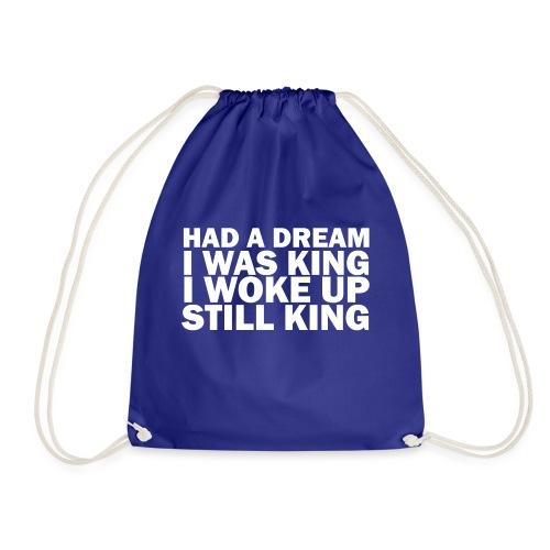 HAD A DREAM - Drawstring Bag