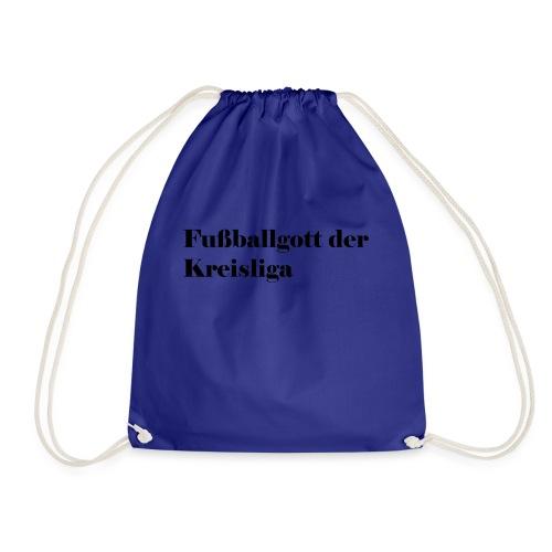 Fußballgott Kreisliga - Turnbeutel