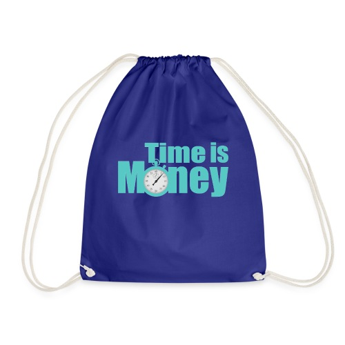 Time is Money - Turnbeutel