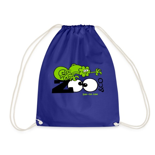 Zooco Chameleon - Drawstring Bag
