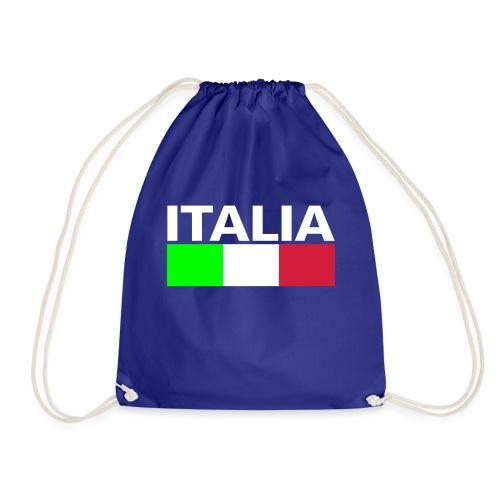 Italia Italy flag - Drawstring Bag
