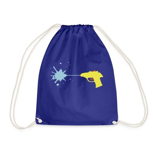 watergun-01 - Drawstring Bag