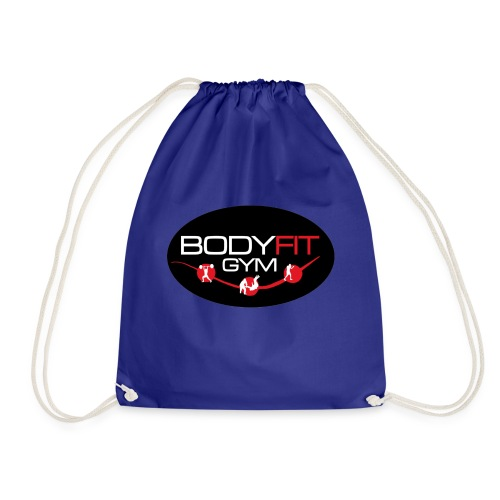 BODY FIT GYM - Drawstring Bag