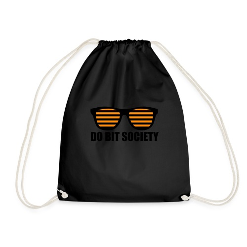 DO BIT SOCIETY-OLUWAH - Drawstring Bag