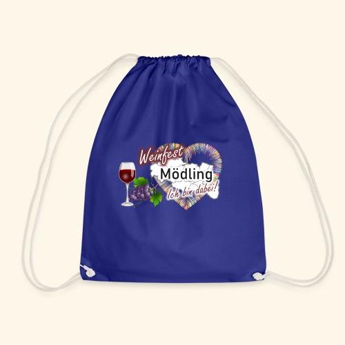 Weinfest in Mödling - Ich bin dabei! - Turnbeutel