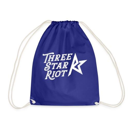 Three Star Riot logo vaalea - Jumppakassi