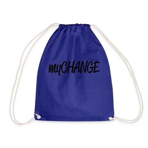 myCHANGE Logo - Turnbeutel