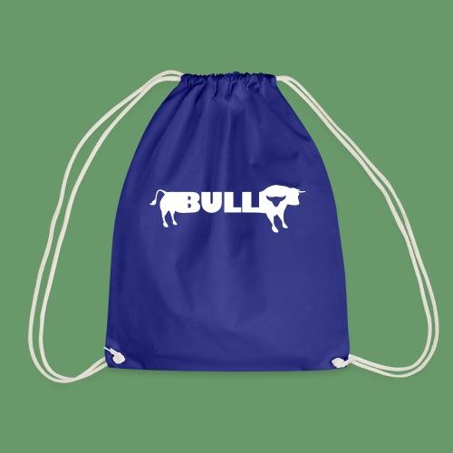 bull design - Drawstring Bag