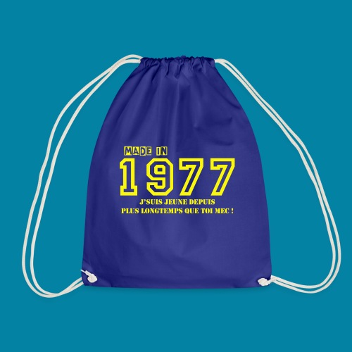 made in 1977 - Sac de sport léger