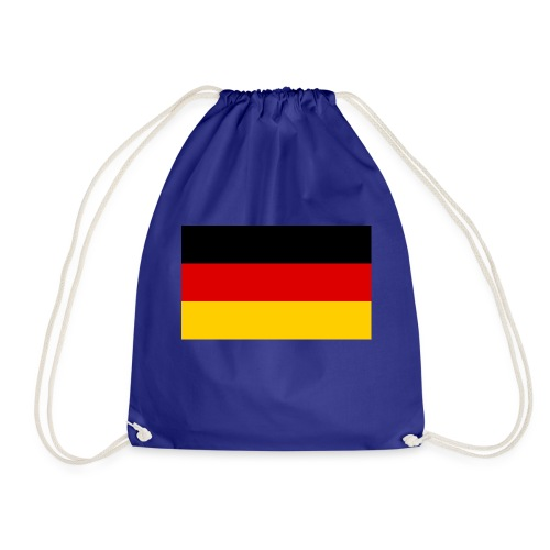 2000px Flag of Germany svg - Turnbeutel