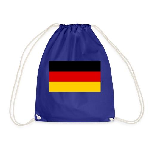 Deutsche flage - Turnbeutel