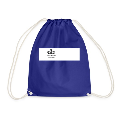 william - Drawstring Bag