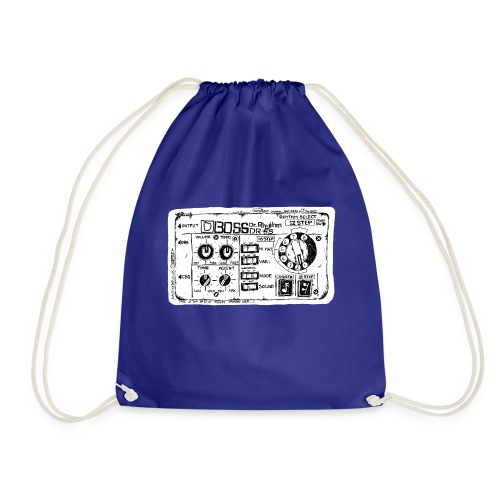 Drum Machine's R Ace! - Drawstring Bag