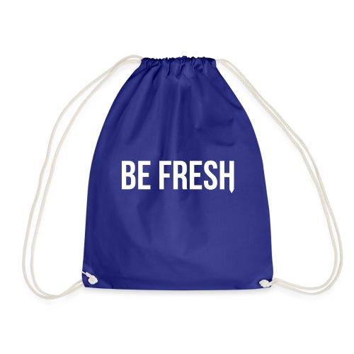 Be Fresh Snapback - Gymtas