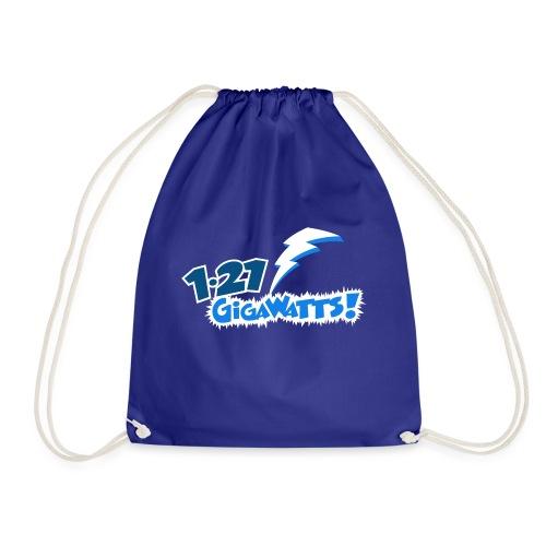 1.21 Gigawatts - Drawstring Bag