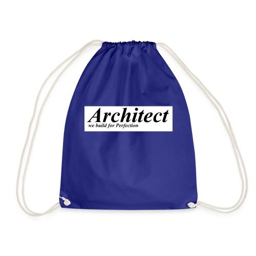 Architect - Drawstring Bag