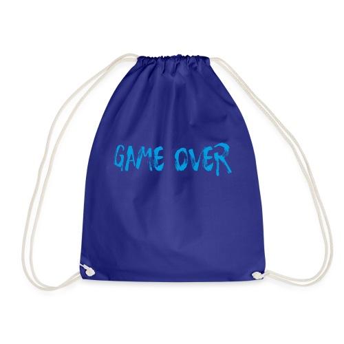 Game Over Nerd Gamer Shirt Geschenk - Turnbeutel