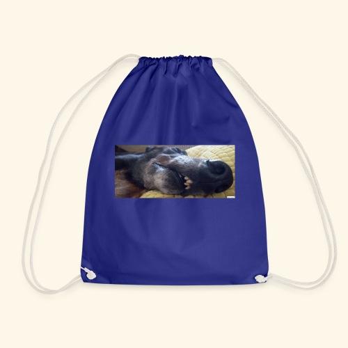 Greyhound head - Drawstring Bag