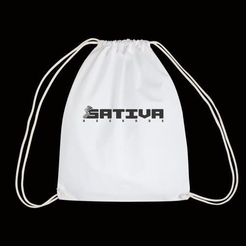 SATIVA Logo - Drawstring Bag