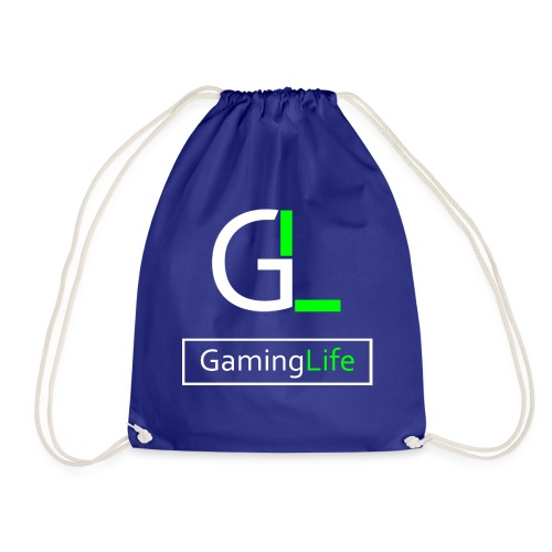 GamingLife Logo 2k18 - Turnbeutel