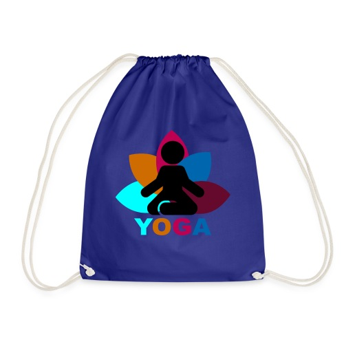 yoga - Drawstring Bag