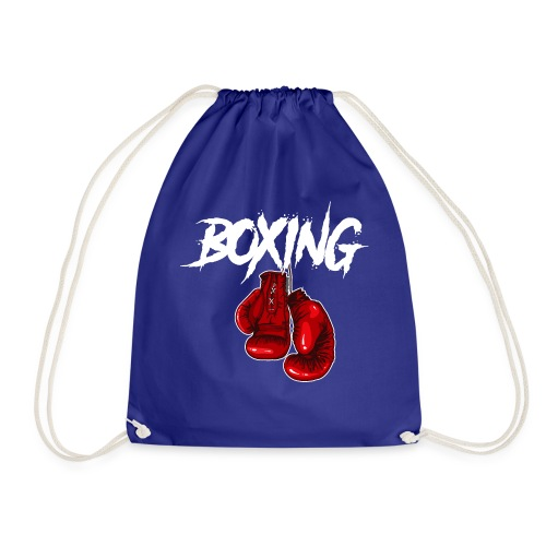 T-Shirt Boxing - Turnbeutel