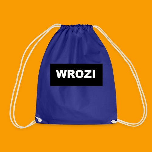 WROZI hat - Drawstring Bag