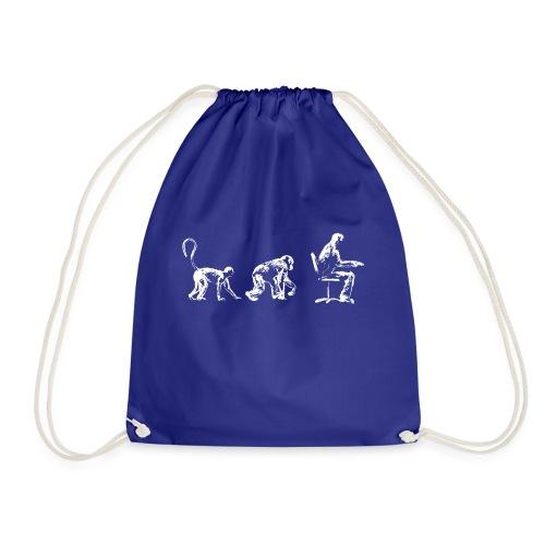 Evolution - Drawstring Bag