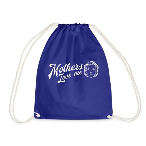 Mothers Love Me - Light - Drawstring Bag