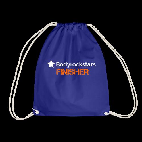 Bodyrockstars Finisher Man - Turnbeutel