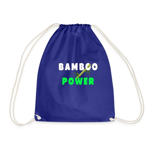 Bamboo Power T-shirt - Gymtas