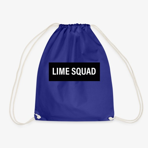 LIME SQUAD V1 - Gymnastikpåse