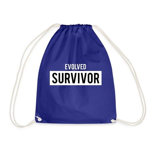 Evolved Survivor - Drawstring Bag