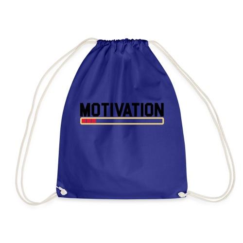 Keine Motivation - Turnbeutel