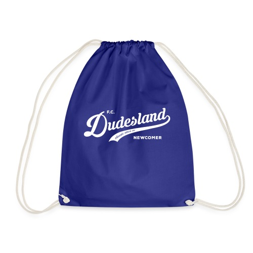 Dudesland-Newcomer_dr_Zei - Turnbeutel