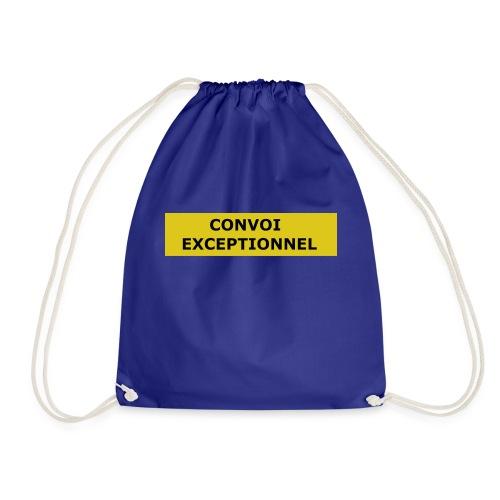 CONVOI EXCEPTIONNEL - Turnbeutel