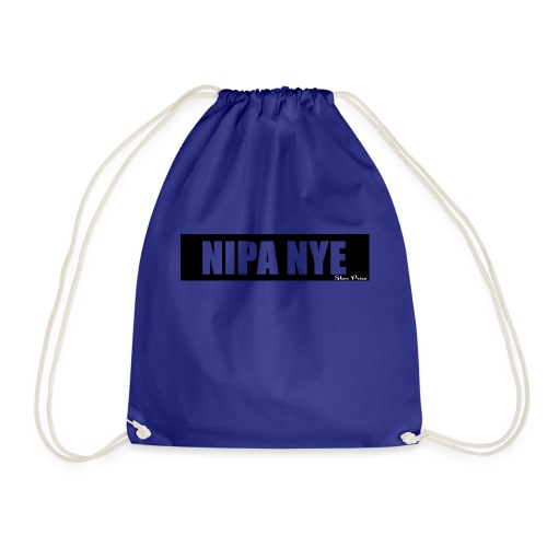 nipa nye - Drawstring Bag