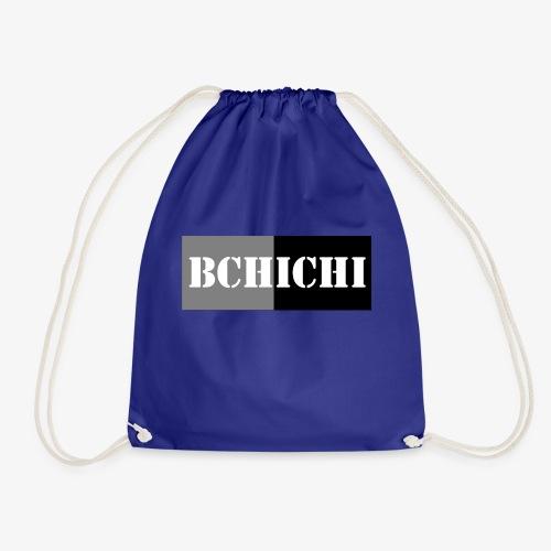 Bchichi Logo - Turnbeutel
