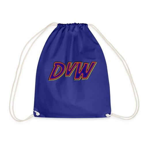 DvW logo - Drawstring Bag