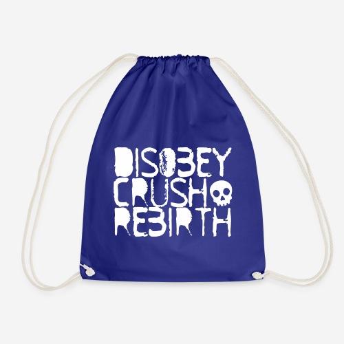 disobey crush rebirth - Turnbeutel