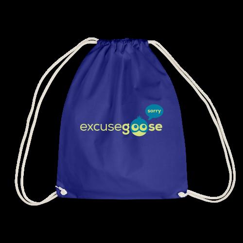 excusegoose 01 - Turnbeutel