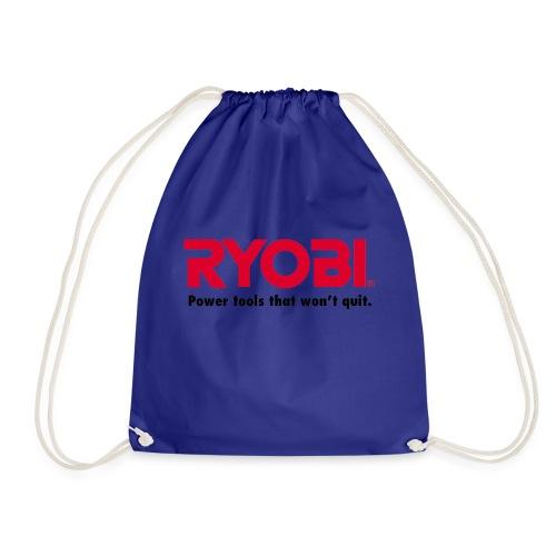 Ryobi Power Tools That Won't Quit - Drawstring Bag