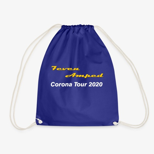 T Shirt Corona Tour 2020 - Turnbeutel