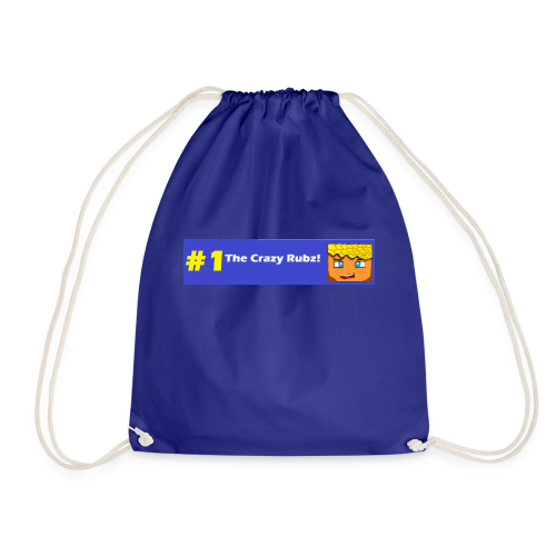 #1 The Crazy Rubz! - Drawstring Bag