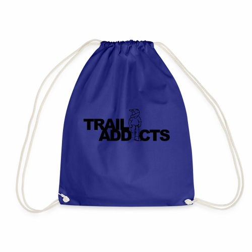 Trail addicts ZWART - Mochila saco