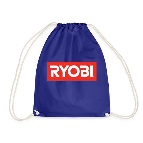 Red Ryobi - Drawstring Bag