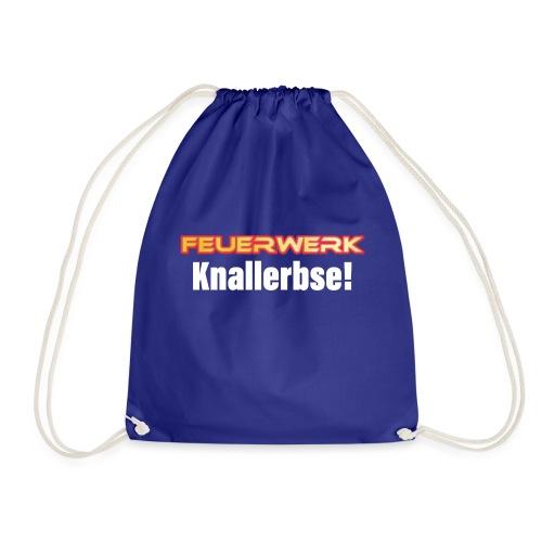 Feuerwerk Design 107 Knallerbse - Turnbeutel