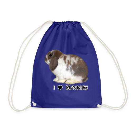 I Love Bunnies Luppis - Jumppakassi