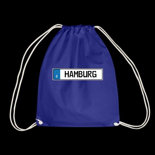 Kennzeichen Hamburg - Turnbeutel